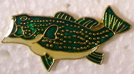 Directory inventory hatpins animals for Fishing hat pins