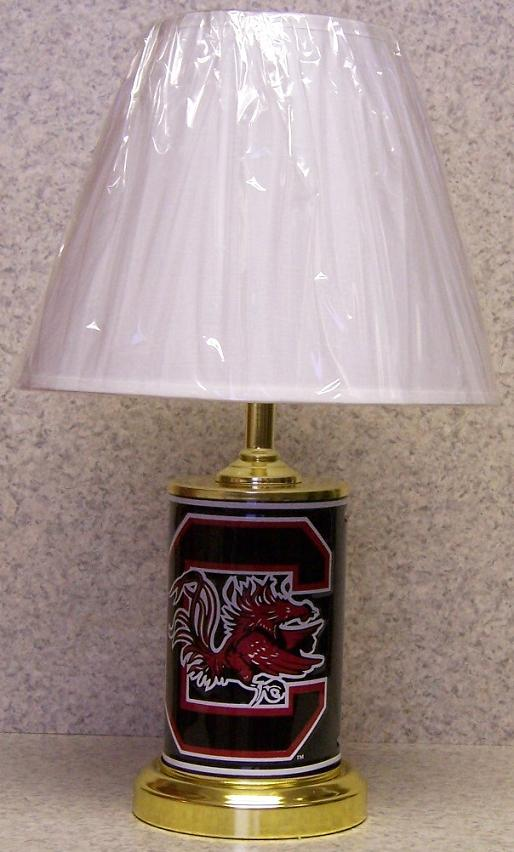 Welcome To The Manor Table Lamps Ncaa