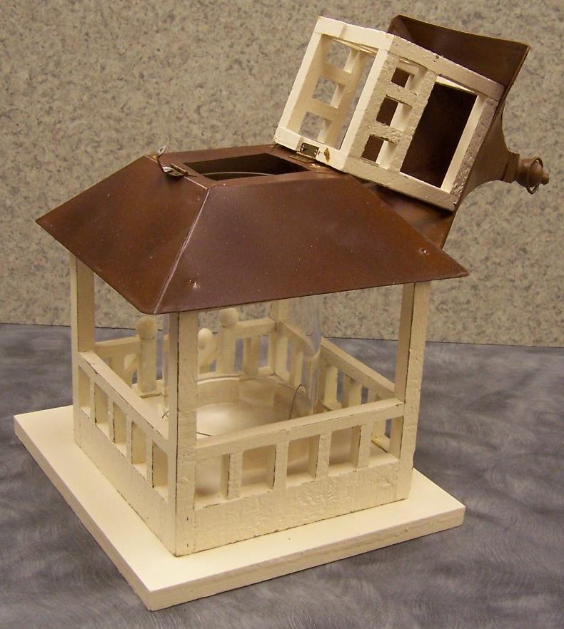 Wooden bird feeders plans for How to make a wooden bird feeder