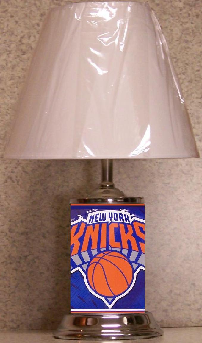 Lionheart Designs International New York Knicks Table
