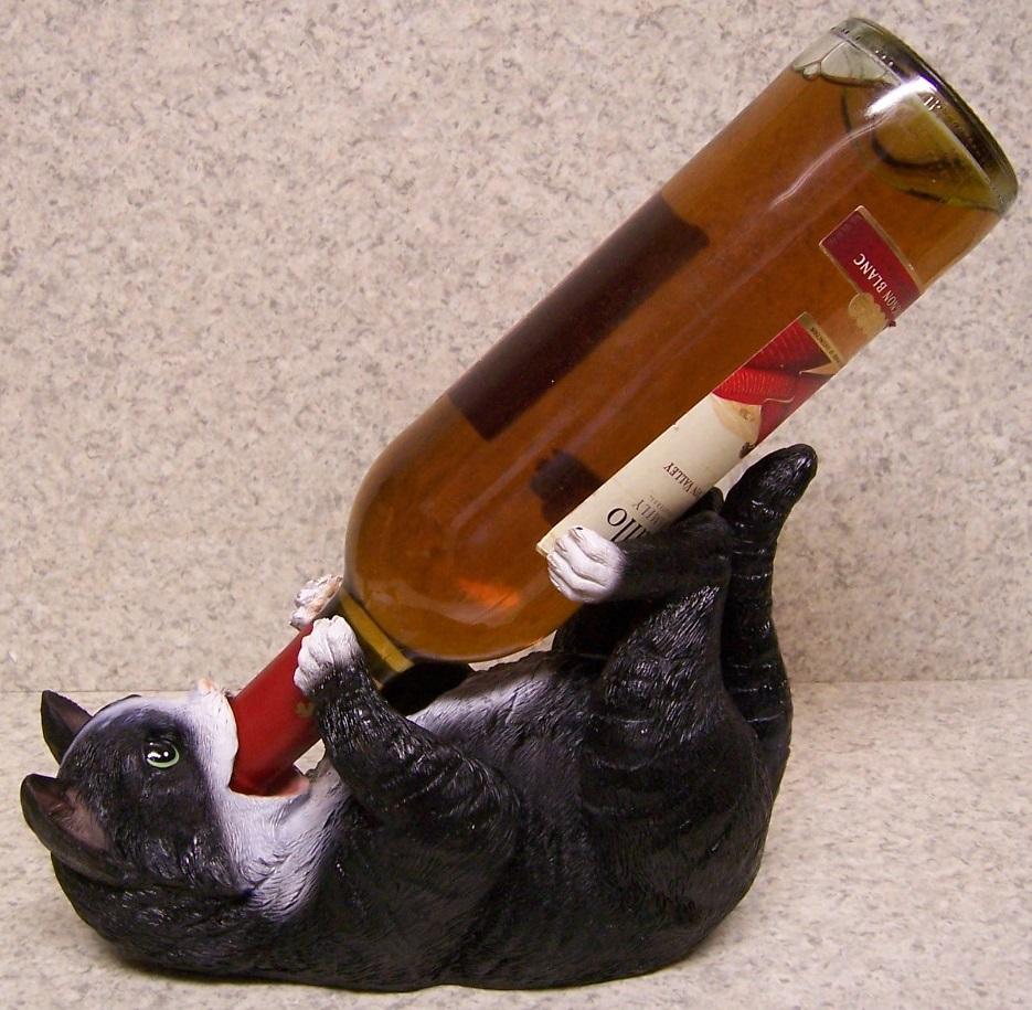 cat beer bottle animal - photo #24