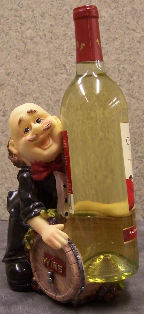 English Butler and Cask Wine Bottle Holder thumbnail