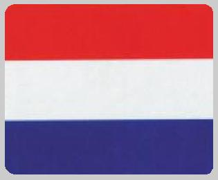 Netherlands blanket international flag 50 by 60 inches 100 percent fleece polyester