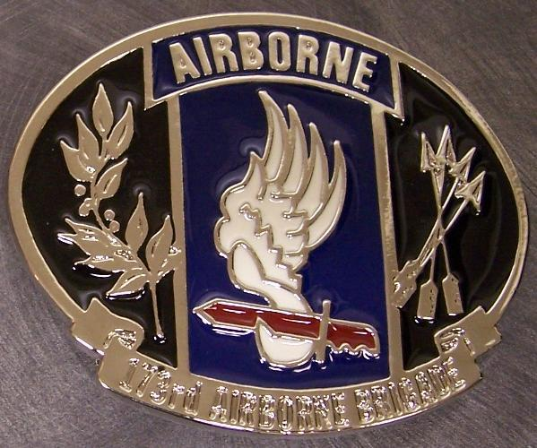 173rd Airborne Tattoos
