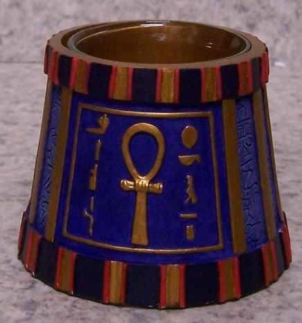Ankh Candle Votive Holder thumbnail