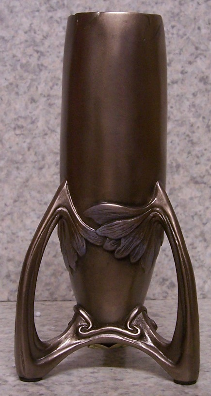 Art Nouveau Jugend Candle Votive Holder thumbnail