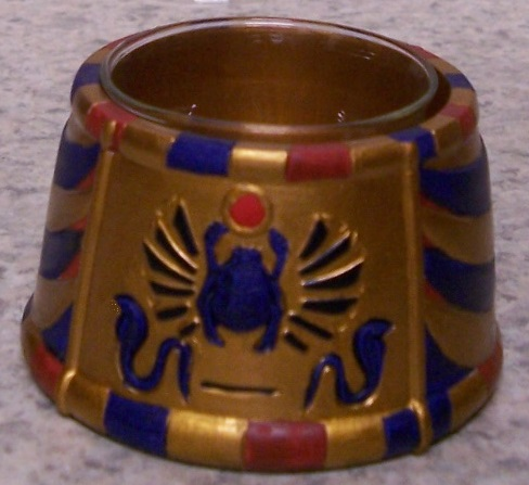 Khepri Candle Votive Holder thumbnail