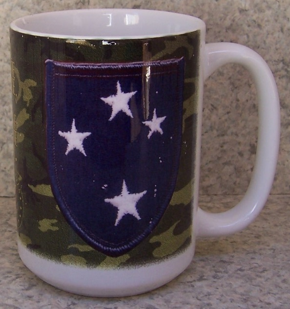 23rd Infantry Division Military coffee mug thumbnail