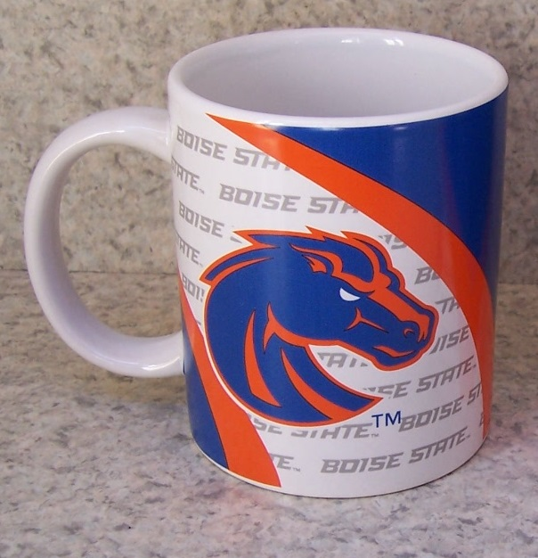 Boise State Broncos NCAA National Collegiate Athletic Association coffee mug thumbnail