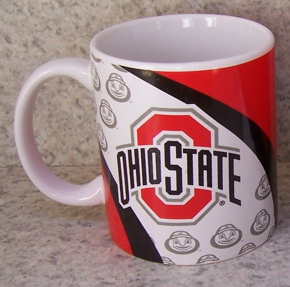 Ohio State Buckeyes NCAA National Collegiate Athletic Association coffee mug thumbnail