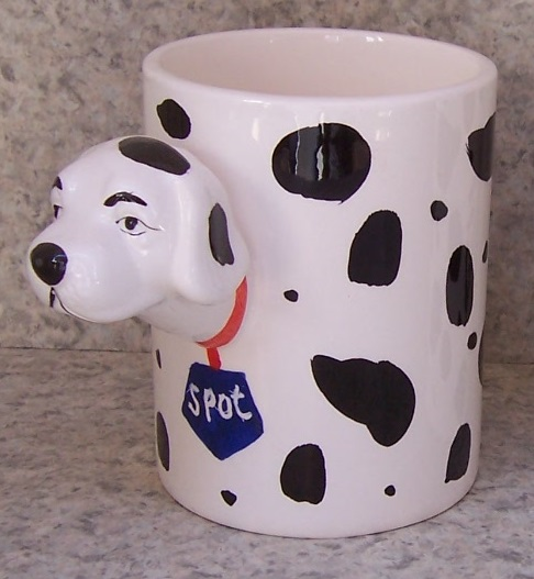 Dalmatian small coffee mug thumbnail