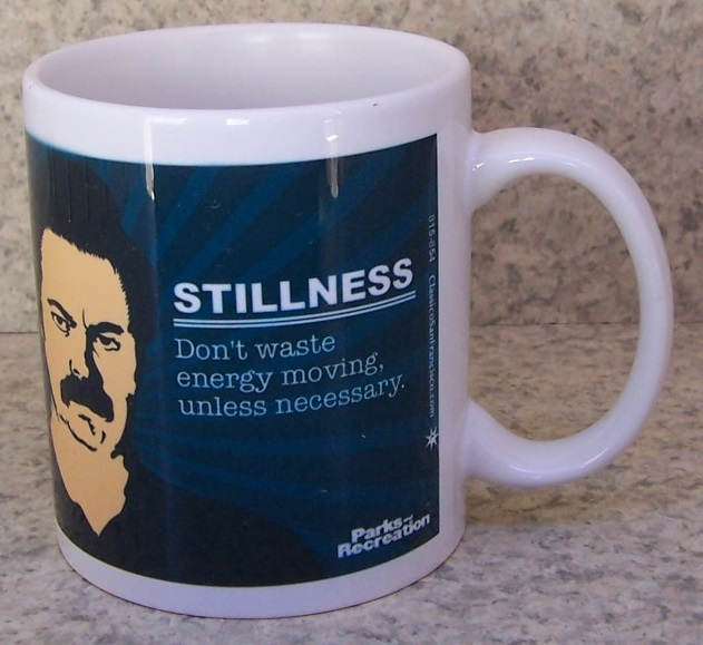 Stillness coffee mug thumbnail