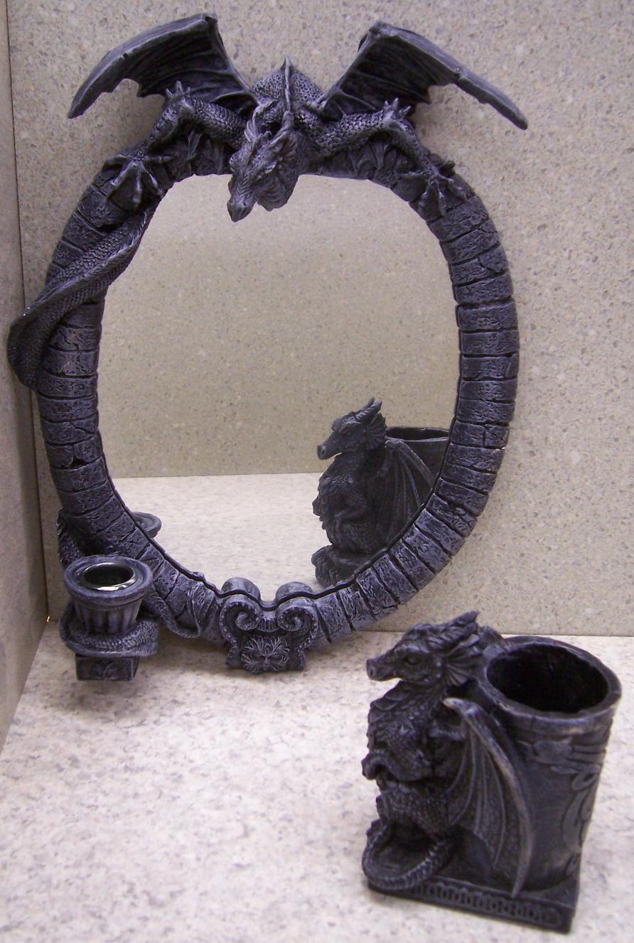 Dragons mirror viewing gallery