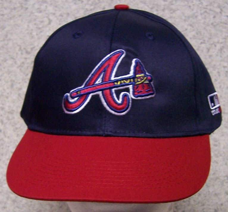 Atlanta Braves MLB Adjustable Size Major League Baseball Cap thumbnail