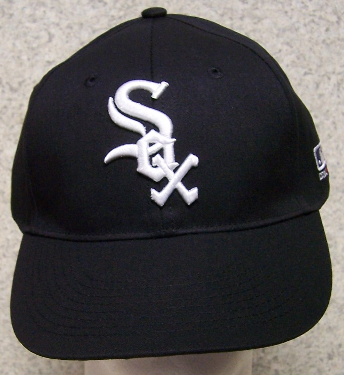 Chicago White Sox MLB Adjustable Size Major League Baseball Cap thumbnail