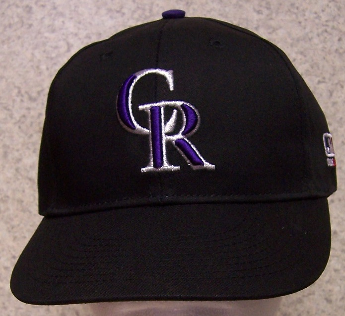 Colorado Rockies MLB Adjustable Size Major League Baseball Cap thumbnail