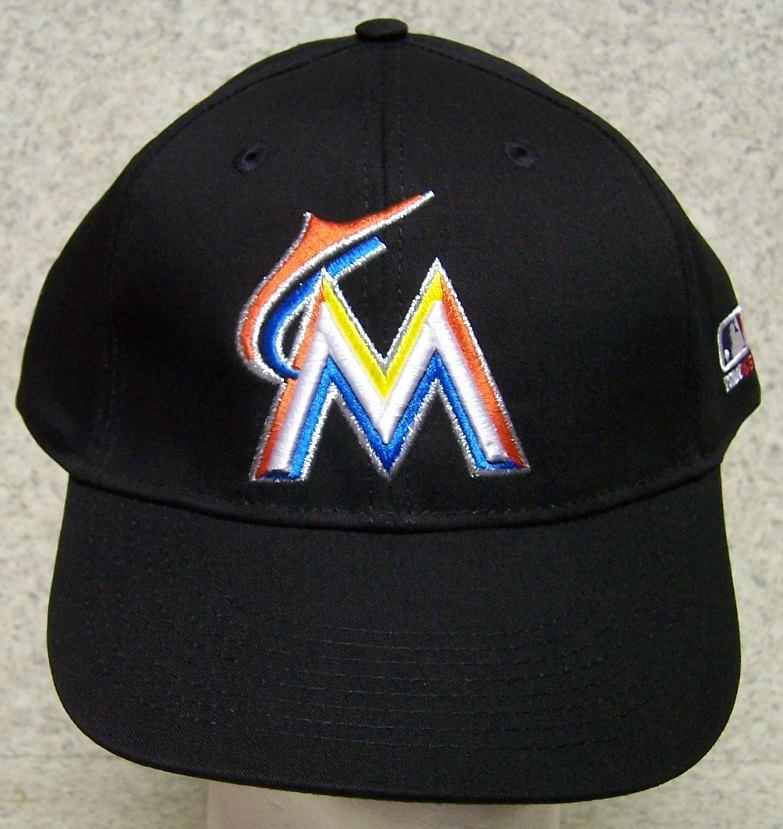 Miami Marlins MLB Adjustable Size Major League Baseball Cap thumbnail