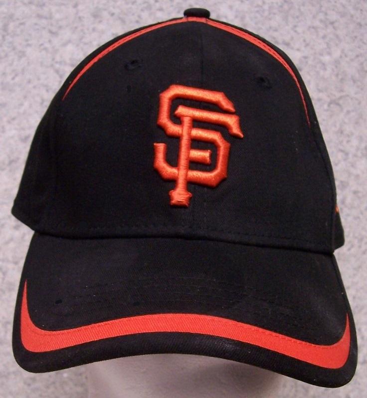 07111ae0f886bb San Francisco Giants MLB Adjustable Size Major League Baseball Cap thumbnail