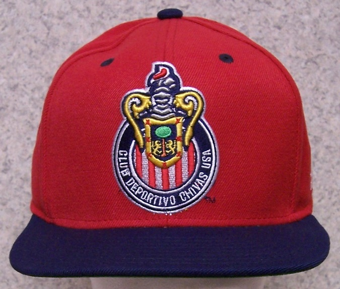 Chivas USA MLS Adjustable Size Major League Soccer Baseball Cap thumbnail