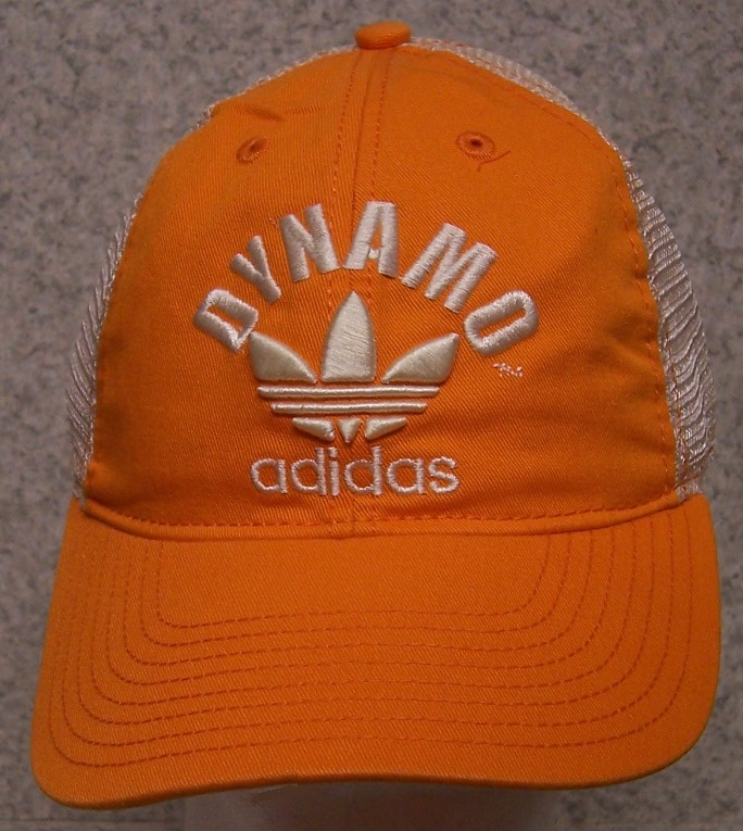 Houston Dynamo MLS Adjustable Size Major League Soccer Baseball Cap thumbnail