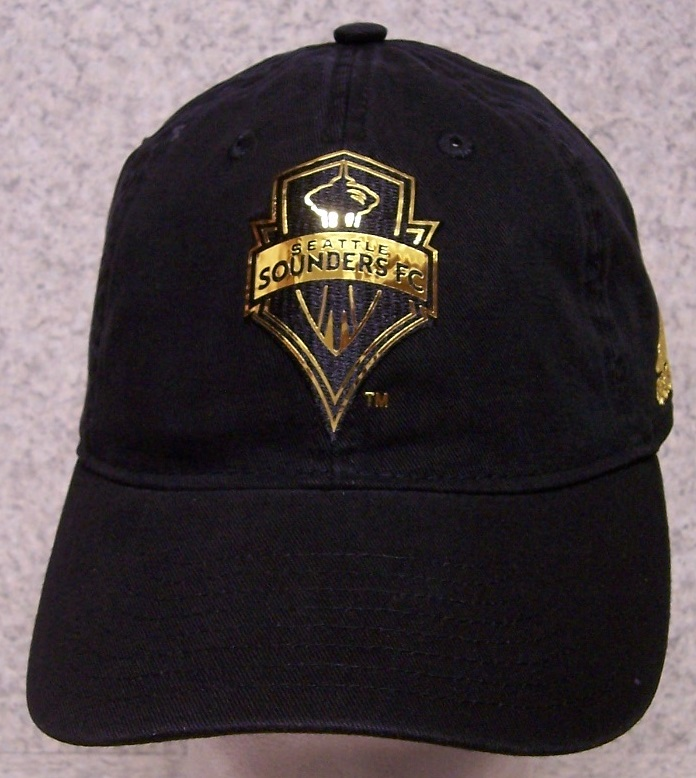 Seattle Sounders MLS Adjustable Size Major League Soccer Baseball Cap thumbnail