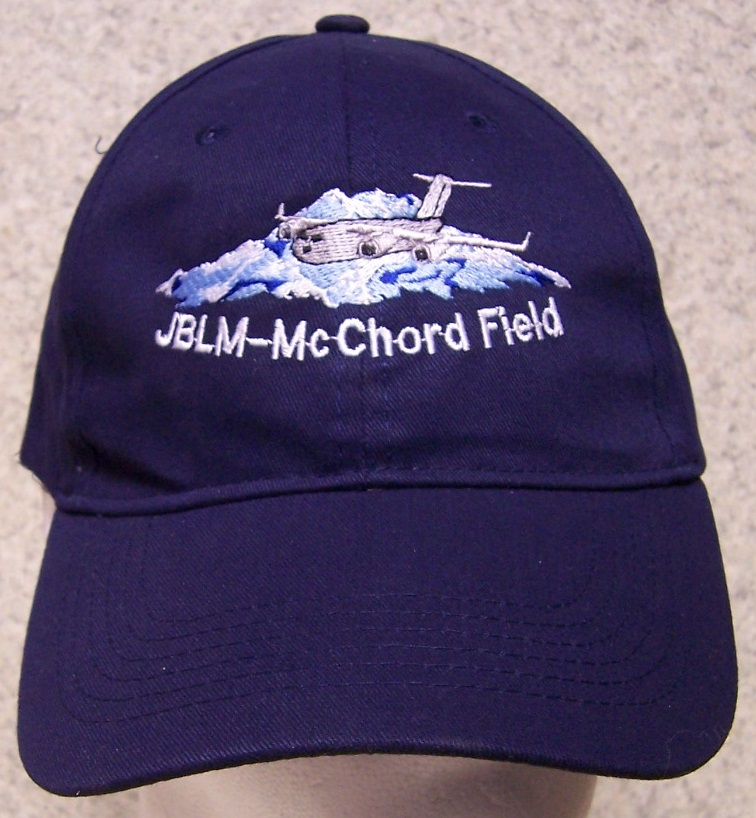 C-17 McChord Field Adjustable Size Military Baseball Cap thumbnail