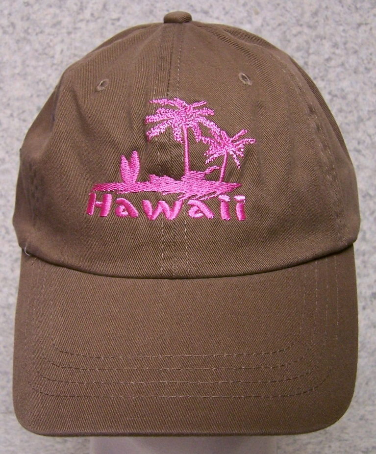 Hawaii Adjustable Size Baseball Cap thumbnail