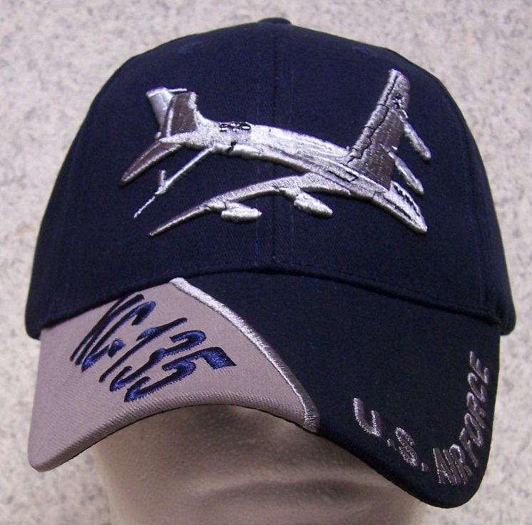 KC-135 Stratotanker Adjustable Size Military Baseball Cap thumbnail