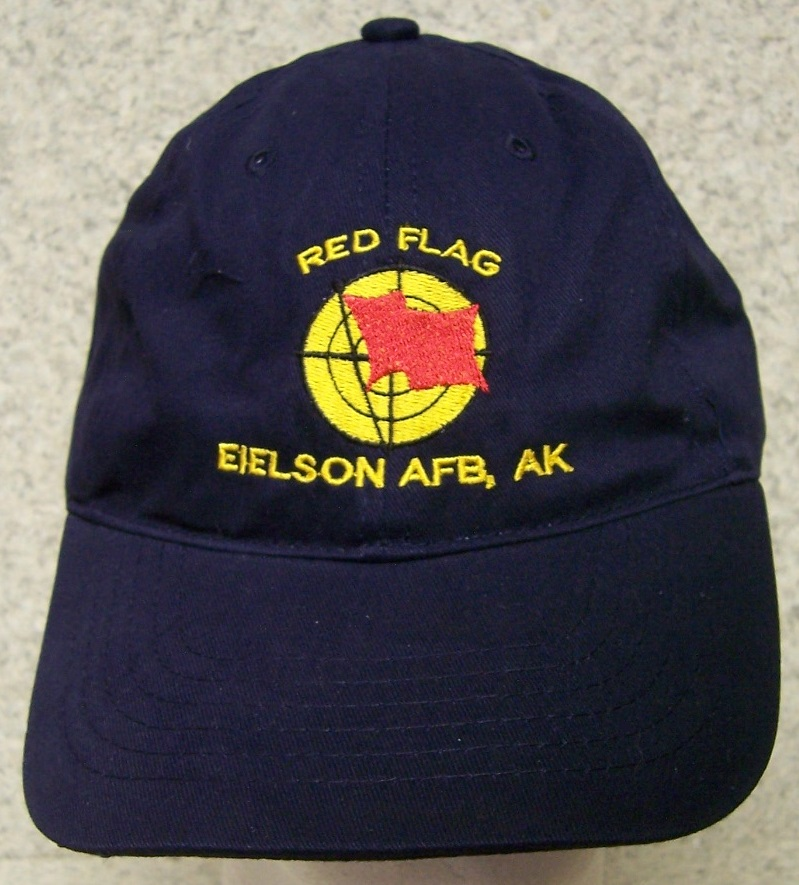 Eielson Air Force Base Air Force Adjustable Size Military Baseball Cap thumbnail