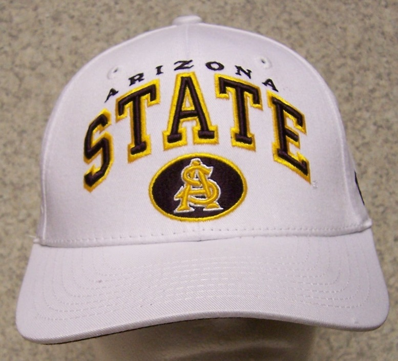 Arizona State Sun Devils NCAA Adjustable Size National Collegiate Athletic Association Baseball Cap thumbnail
