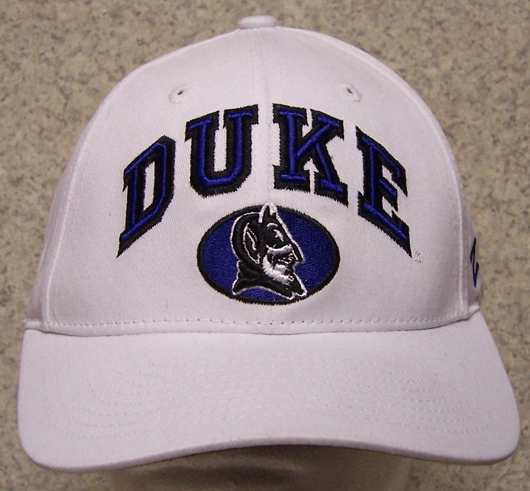 Duke Blue Devils NCAA Adjustable Size National Collegiate Athletic Association Baseball Cap thumbnail