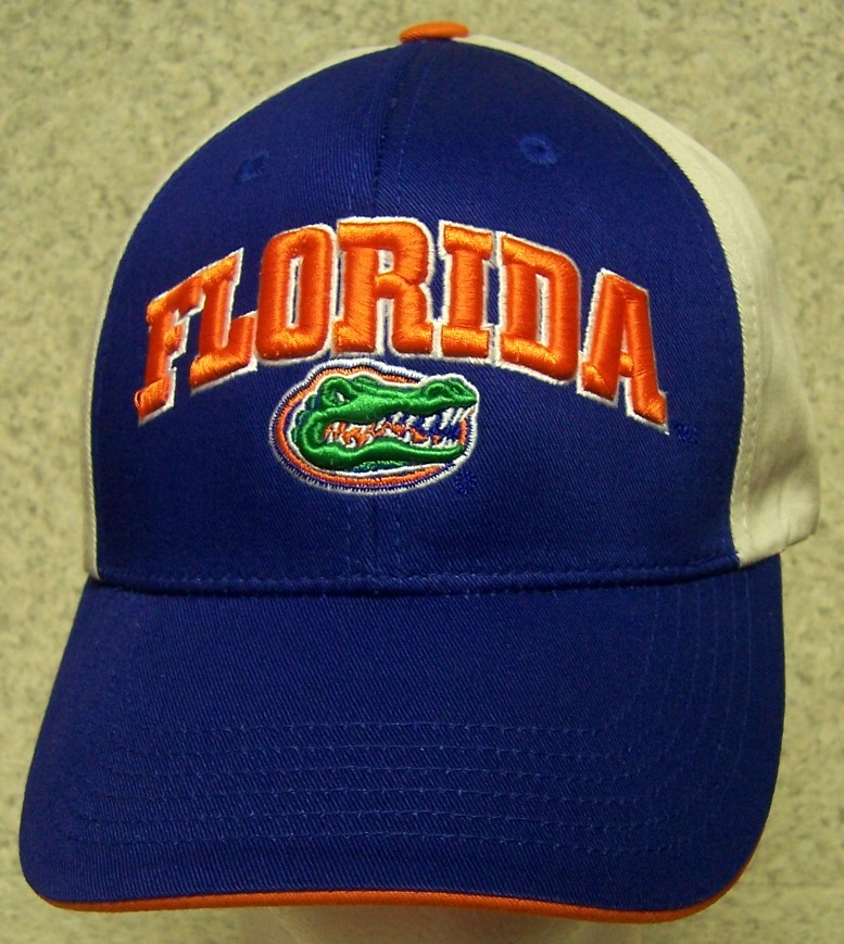 Florida Gators NCAA Adjustable Size National Collegiate Athletic Association Baseball Cap thumbnail
