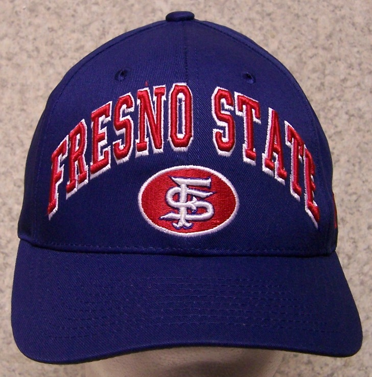 Fresno State Bulldogs NCAA Adjustable Size National Collegiate Athletic Association Baseball Cap thumbnail