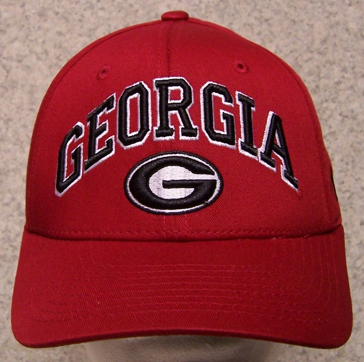 Georgia Bulldogs NCAA Adjustable Size National Collegiate Athletic Association Baseball Cap thumbnail