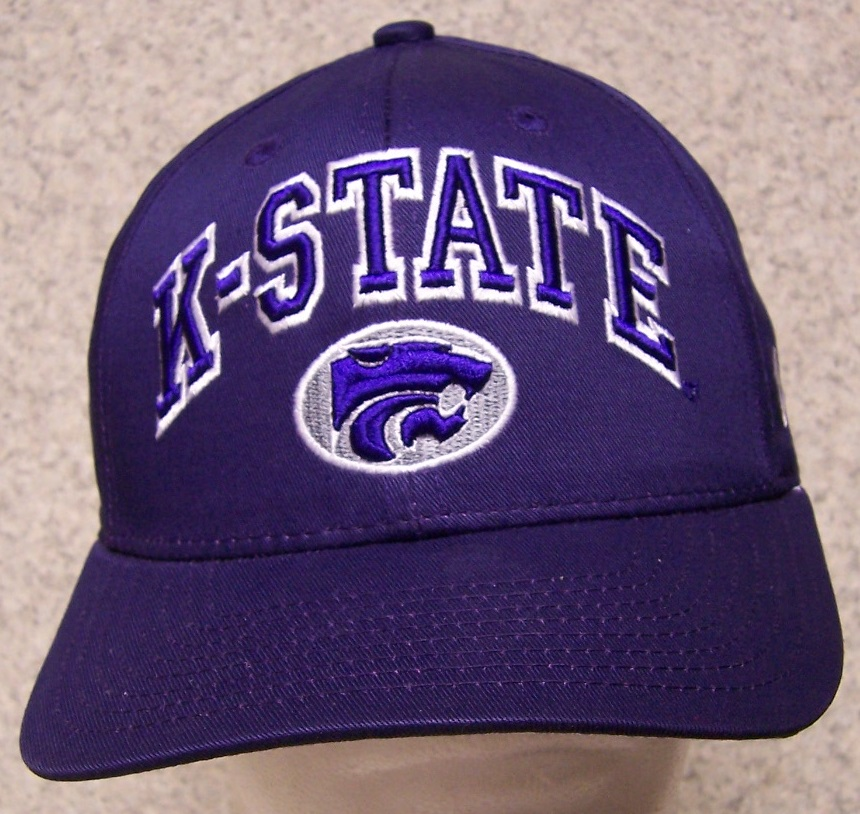 Kansas State Wildcats NCAA Adjustable Size National Collegiate Athletic Association Baseball Cap thumbnail
