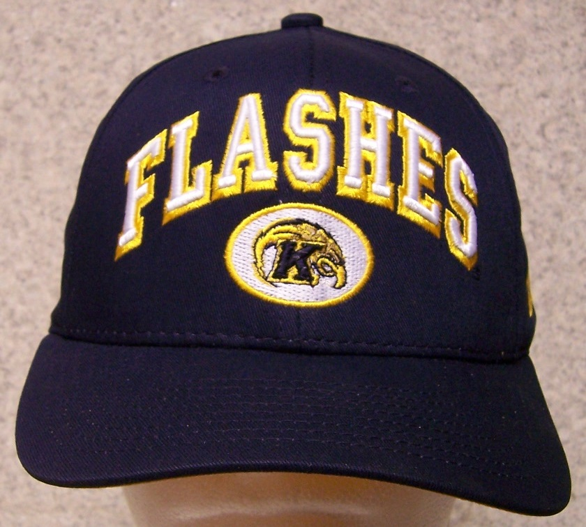 Kent State Flashes NCAA Adjustable Size National Collegiate Athletic Association Baseball Cap thumbnail