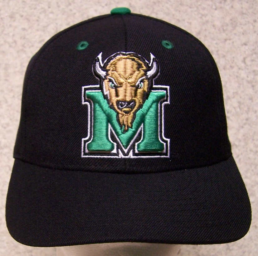 Marshall Thundering Herd NCAA Adjustable Size National Collegiate Athletic Association Baseball Cap thumbnail