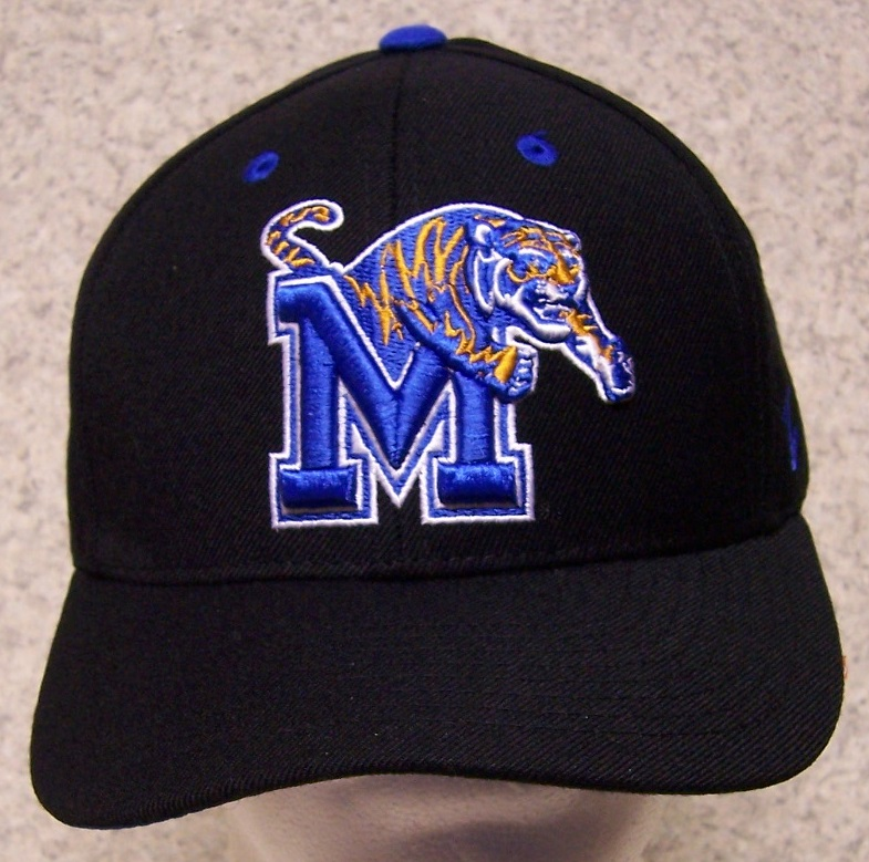 Memphis Tigers NCAA Adjustable Size National Collegiate Athletic Association Baseball Cap thumbnail