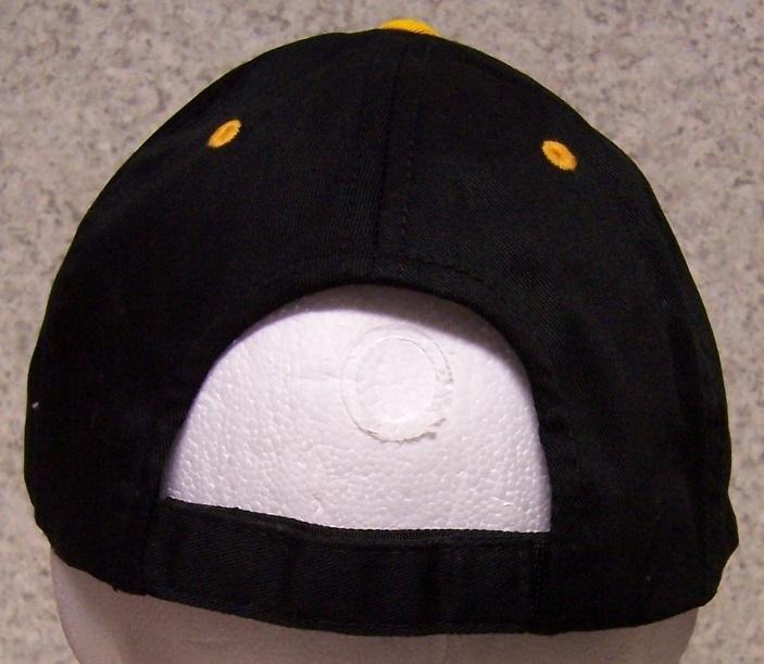 embroidered baseball cap ncaa missouri mizzou tigers new 1