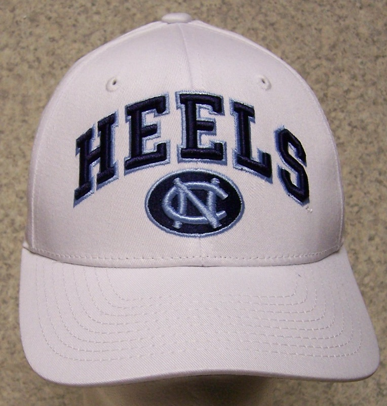 North Carolina Tarheels NCAA Adjustable Size National Collegiate Athletic Association Baseball Cap thumbnail
