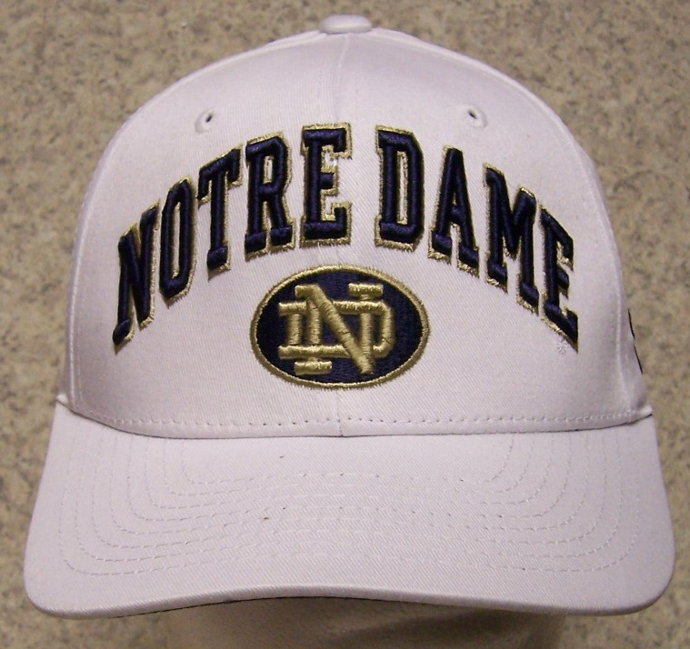 Notre Dame Fighting Irish NCAA Adjustable Size National Collegiate Athletic Association Baseball Cap thumbnail