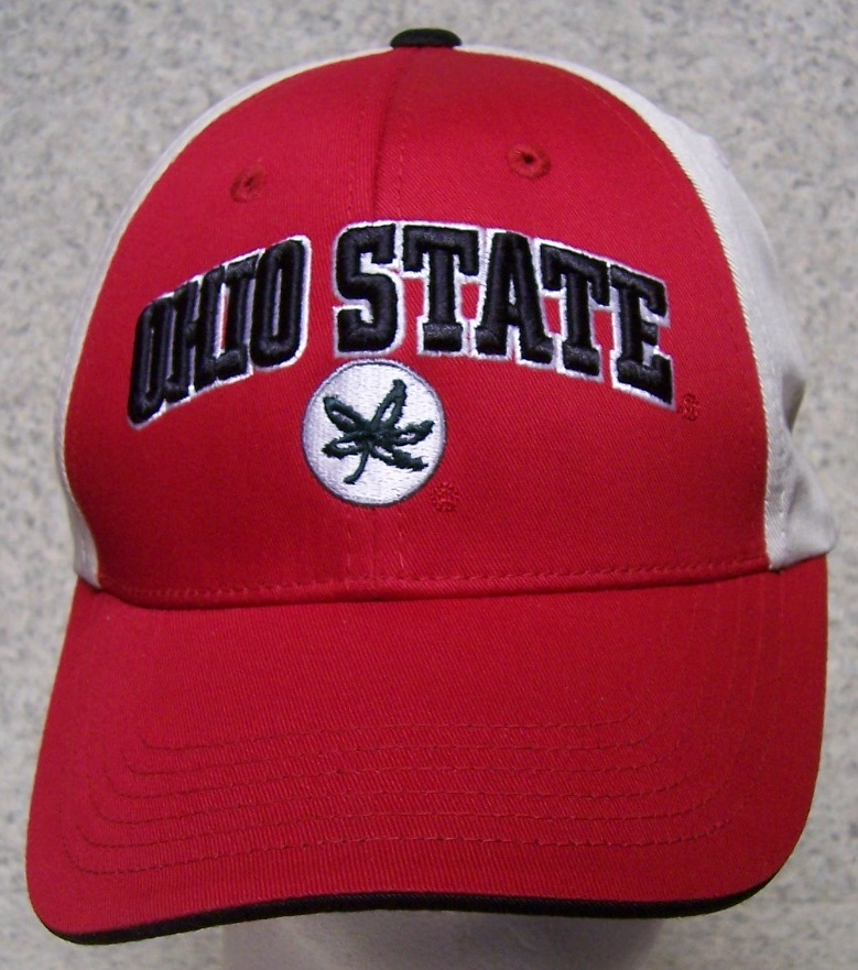 Ohio State Buckeyes NCAA Adjustable Size National Collegiate Athletic Association Baseball Cap thumbnail