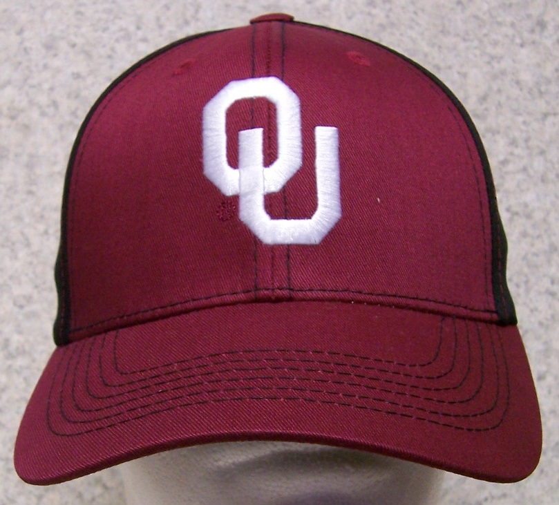 Oklahoma Sooners NCAA Adjustable Size National Collegiate Athletic Association Baseball Cap thumbnail