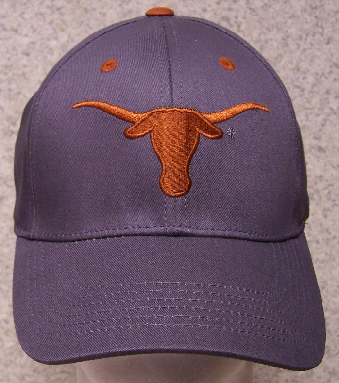 Texas Longhorns NCAA Adjustable Size National Collegiate Athletic Association Baseball Cap thumbnail