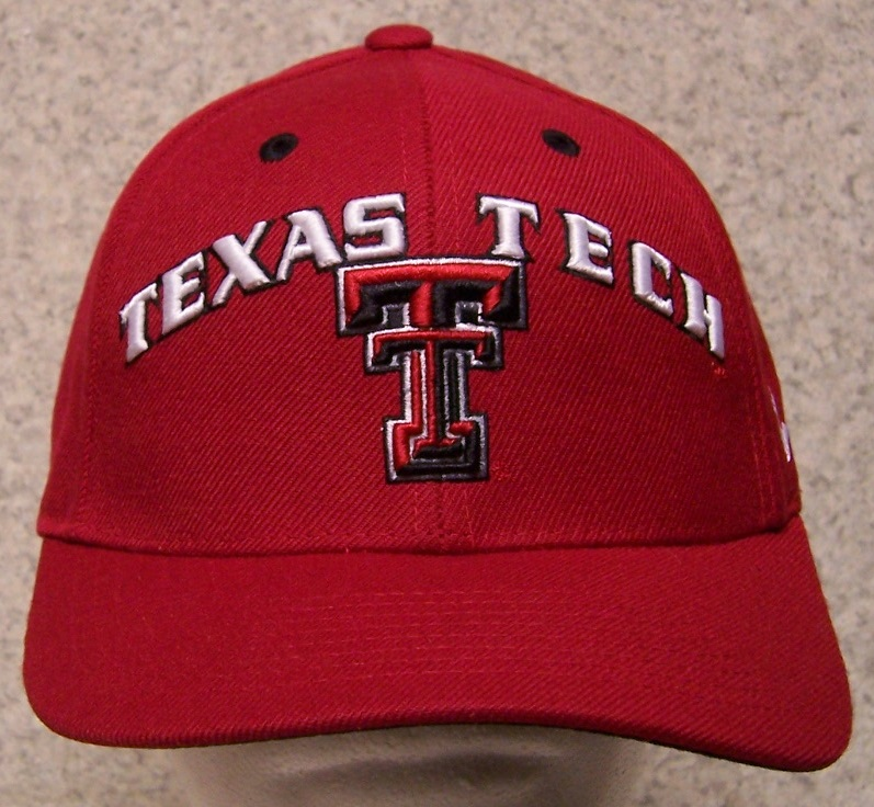 Texas Tech Red Raiders NCAA Adjustable Size National Collegiate Athletic Association Baseball Cap thumbnail