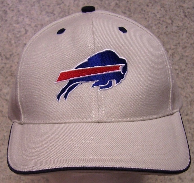 Buffalo Bills NFL Adjustable Size National Football League Baseball Cap thumbnail