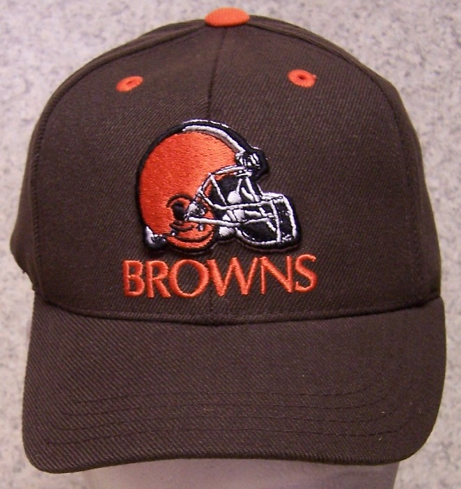 Cleveland Browns NFL Adjustable Size National Football League Baseball Cap thumbnail