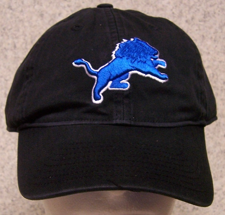 Detroit Lions NFL Adjustable Size National Football League Baseball Cap thumbnail