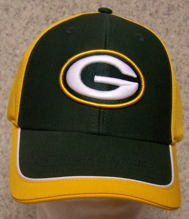 Green Bay Packers NFL Adjustable Size National Football League Baseball Cap thumbnail