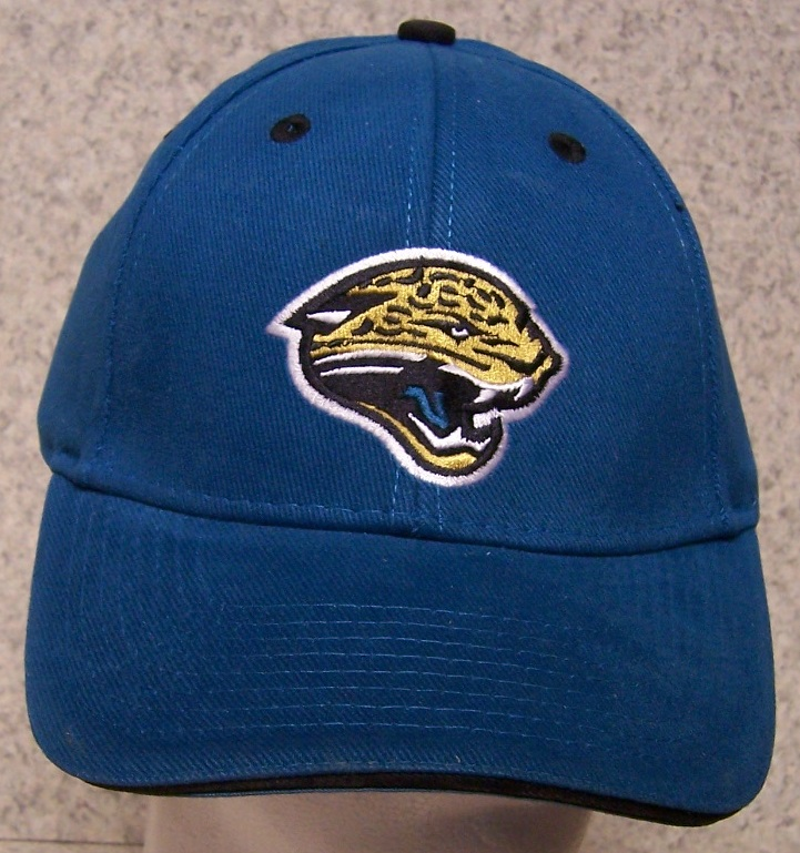 Jacksonville Jaguars NFL Adjustable Size National Football League Baseball Cap thumbnail